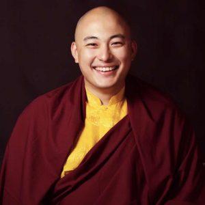 Celebração do aniversário de Kyabje Kalu Rimpoche
