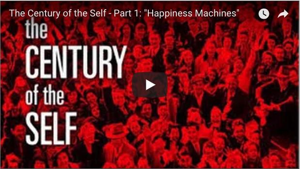 Afbeeldingen van The Century of Self Happiness Machines