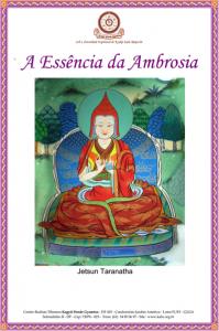 Taranatha – A Essência da Ambrosia 32 – Contemplação 49