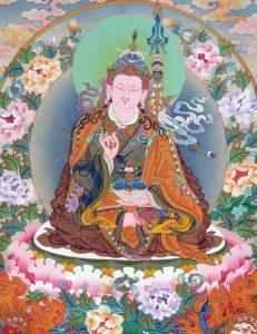 Prática Tchenrezig e Monlam de Guru Rinpoche com Lama Sonam
