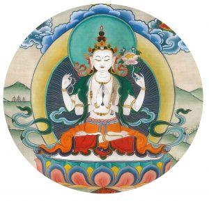 Prática Tchenrezig e Labtchen Monlam com Lama Sonam (29/04)