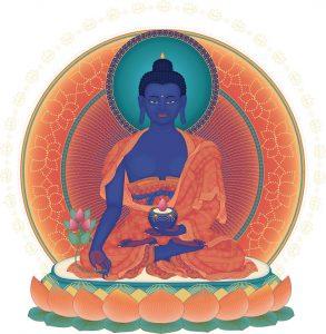 Prática Sangye Menla e Sangcho Monlam com Lama Sonam (08/04)